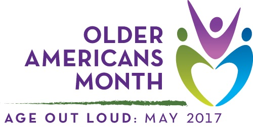 Older Americans Month, May, 2017