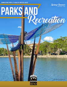 Reno Parks and Recreation Guide, Nevada, NV