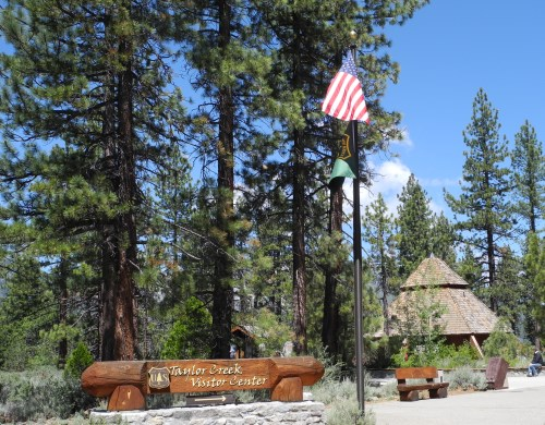 Taylor Creek Visitor Center, Lake Tahoe