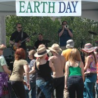 Reno Earth Day celebration, Idlewild Park, Nevada, NV