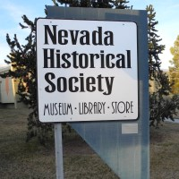 Nevada Historical Society, Reno, UNR campus