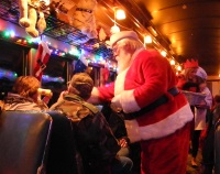 Polar Express, Virginia Truckee Railroad, Nevada, NV