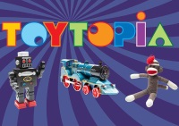 Toytopia exhibit, Wilbur D. May Museum, Reno, Nevada, NV