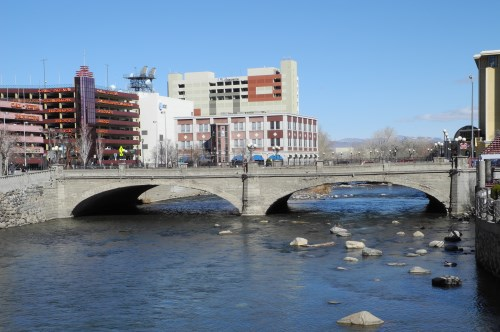 Virginia Street Bridge, Reno, Nevada