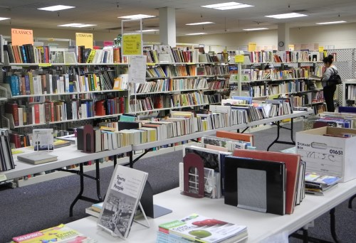 Washoe County Library Read Again Bookstore booksale