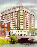 Mapes Hotel, downtown Reno