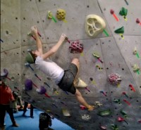 Birthday parties at RockSport Indoor Climbing Center in Reno, Nevada, NV