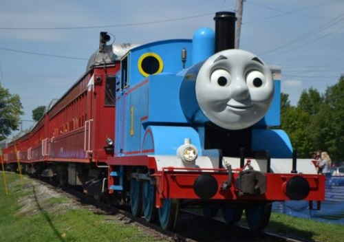 Day Out With Thomas, Virginia City, Nevada, NV, Virginia and Truckee Railroad