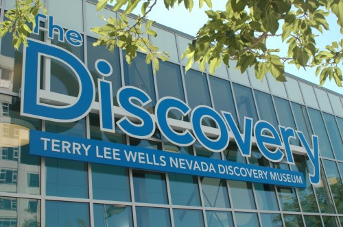 The Discovery Museum, Reno, Nevada