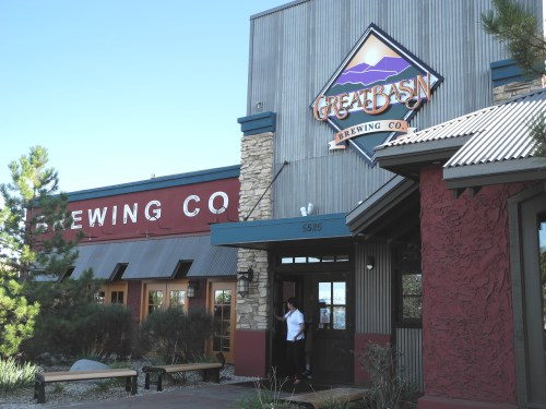 Great Basin Brewing, Reno, Sparks, Nevada, NV