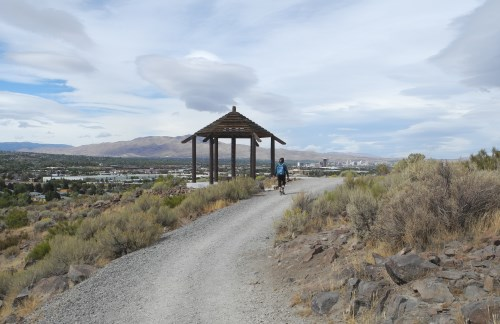 Huffaker Park Lookout Trail, Reno, Nevada