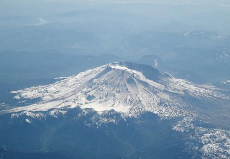 Mt. St. Helens, Washington state