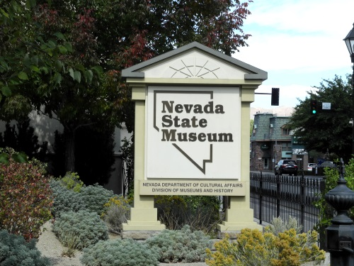 Nevada State Museum in Carson City