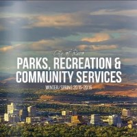Reno Sparks recreation program guides, Nevada, NV