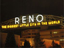 Reno Arch Biggest Little City in the World Nevada